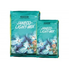 Ziemia kwiatowa Atami 20L Janeco Light Mix