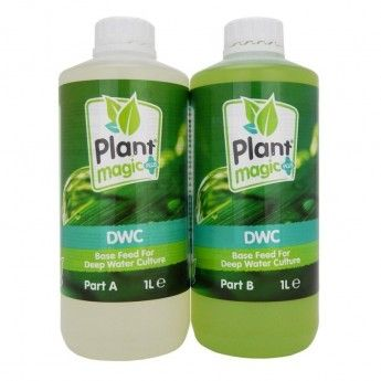 Plant Magic DWC A+B 2x1l - zestaw nawozow do upraw DWC