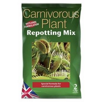 Mix do roslin miesozernych Carnivorous Plant Repotting Mix  2L