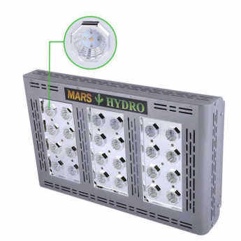 Panel Led  HydroMars Pro II Epistar™ 120