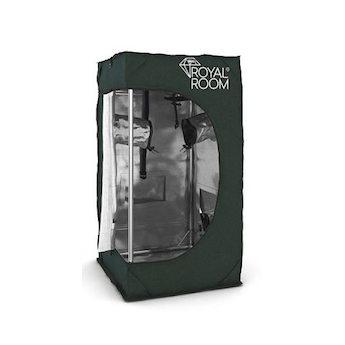 Mini zestaw do uprawy growbox Royalroom 40x40x80cm + Led Grow 45W