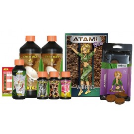 Atami nutrients coco set
