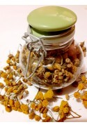 Dried tansy 25g in a decorative jar