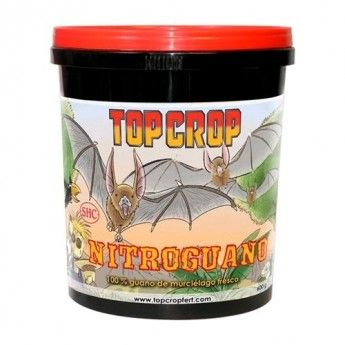 NITROGUANO - Top Crop - 600GR  Bat guano 100%