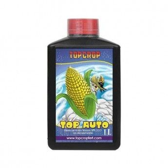 Top Crop Top Veg 1L fertilizer for the growth phase