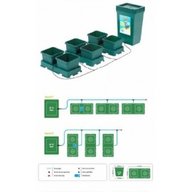 System Autopot Easy2Grow 6 donic + zbiornik
