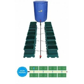 System Easy2Grow Autopot 16 donic  8,5L + zbiornik