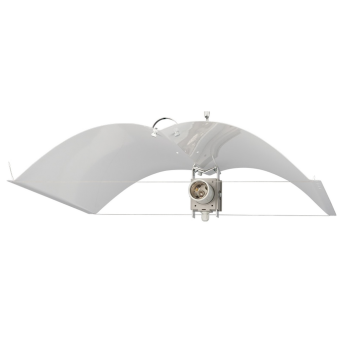 Odblysnik Adjust-A-Wings Defender SMALL, WHITE, 54x38cm