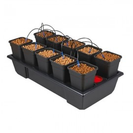 Atami Wilma Small wide 8 donic 80L system hydroponiczny