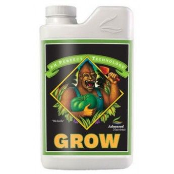 GROW 1-0-4 10l | with pH perfect formula