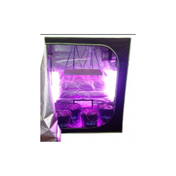 Zestaw do uprawy led Growbox 200x100x200cm + SPECTROLIGHT 400 BLASTER