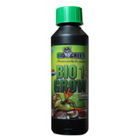 Nawóz na wzrost BIOGREEN BIO1 250ml GROW