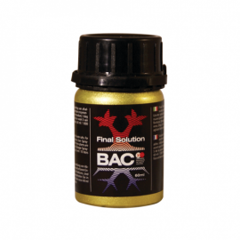 BAC Final solution 60ml - organiczne enzymy