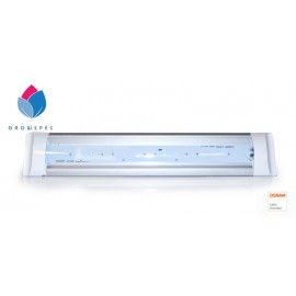 Growspec Listwa LED GROW Slim Spec 30w 50cm grow / sadzonki + zasilacz