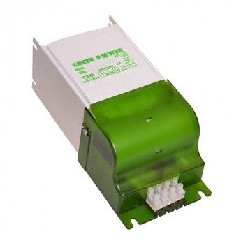 Hybrydowy uklad zasilajacy Green Power 400w do lamp HPS i MH