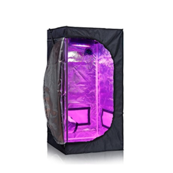 Zestaw do uprawy growboX Airontek Luckygrow led 110 dual 4 plant
