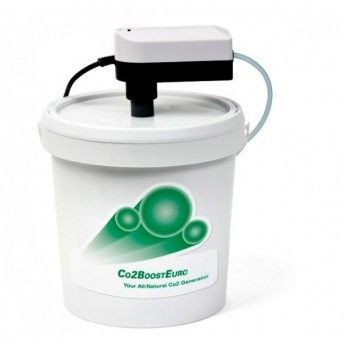 CO2 Generator Booster Euro