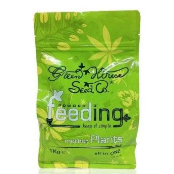 Feeding Powder Grow 2500g torba