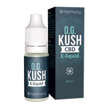 Harmony Liquid 10ml OG Kush 30 MG CBD